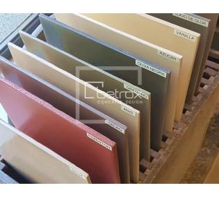 Carta de colores BETROX 50x30 cm