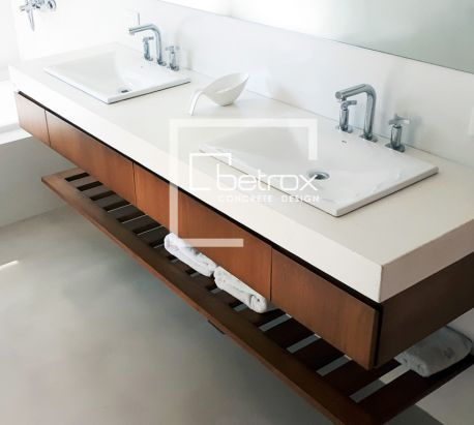 Mesada de baño NATALIA